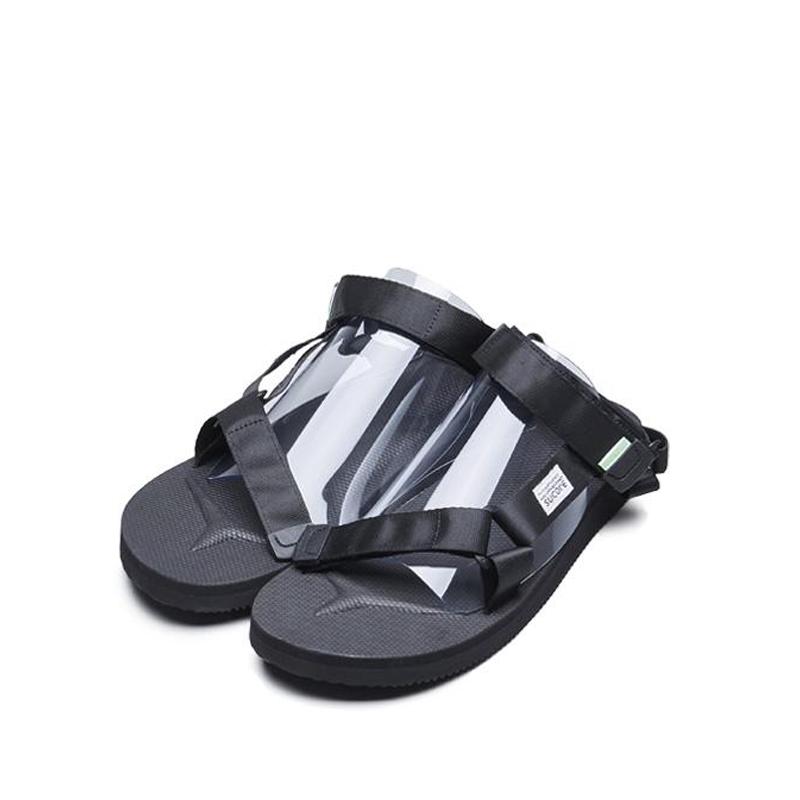 SUICOKE Depa-Cab Sandals - Black