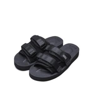 SUICOKEMoto-VS Sandals - Black