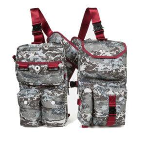 EASTPAK x WHITE MOUNTAINEERING Vest Bag - Mountain