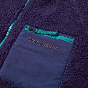 MANASTASH MT. Gorilla Jacket - Purple