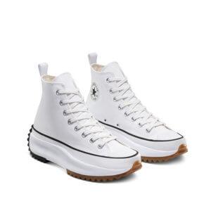 CONVERSE Run Star Hike High Top Sneakers - White