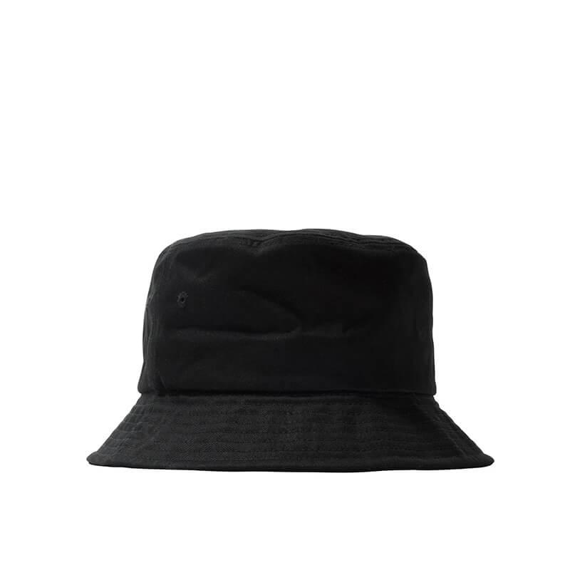 STUSSY Stock Bucket Hat - Black