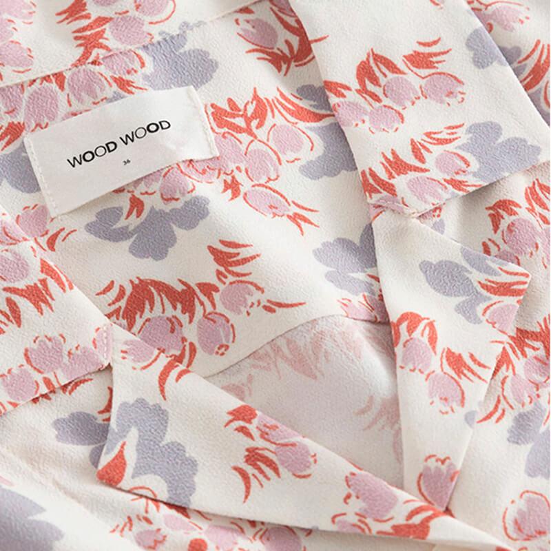 WOOD WOOD Camisa Johanne - Floral AOP