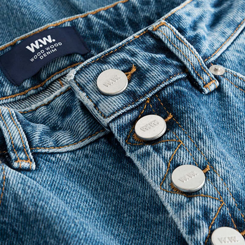 WOOD WOOD May Jeans – Blue
