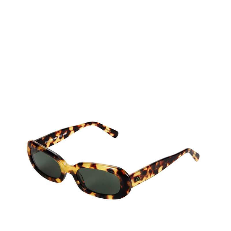P.A.M. (Perks & Mini) x POMS Retta Sunglasses - Tortoise