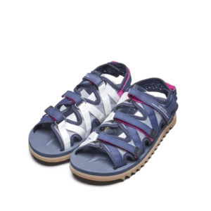 SUICOKE Zip Sandals - Navy