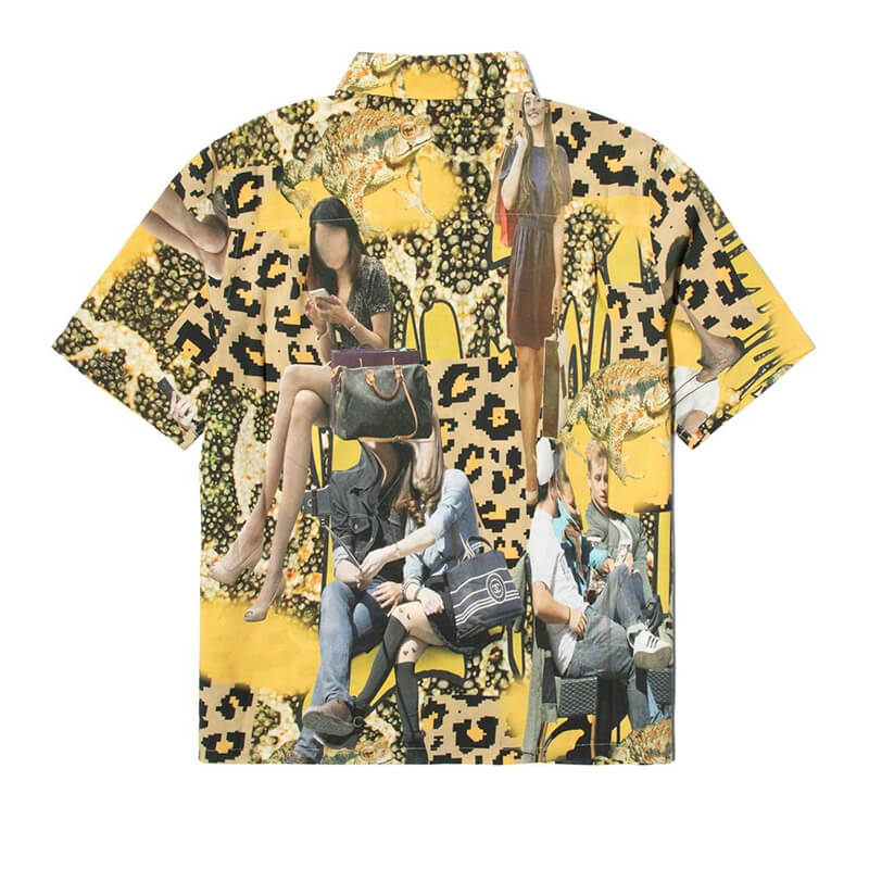 P.A.M. (Perks & Mini) Camisa SS Picturesque – Earth