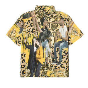 P.A.M. (Perks & Mini) Picturesque SS Shirt - Earth