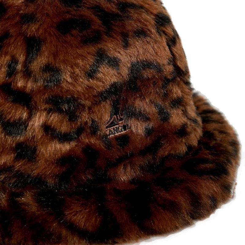 KANGOL Far Faux Casual - Leopard