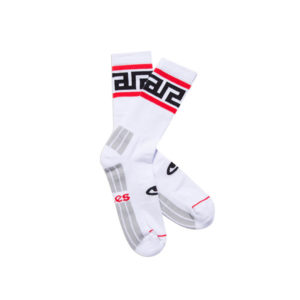 ARIES Calcetines Meandros - White