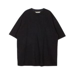 STAND ALONE Camiseta Oversized Logo - Black