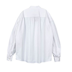 STAND ALONE Blusa Puff Sleeve - White