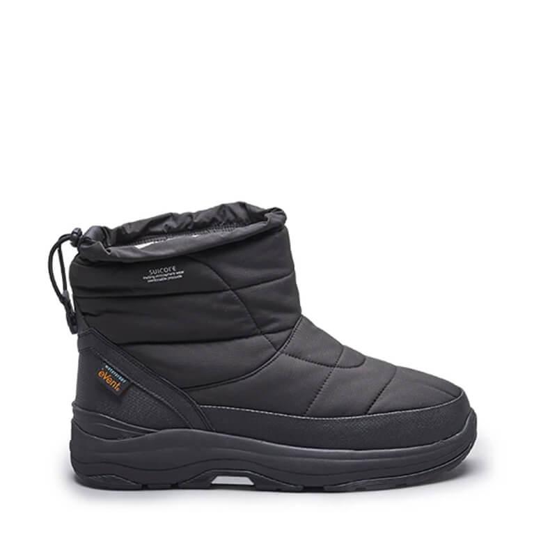 SUICOKE Bower Padded Sneakers - Black