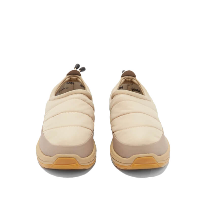 SUICOKE Pepper Padded Sneakers - Beige