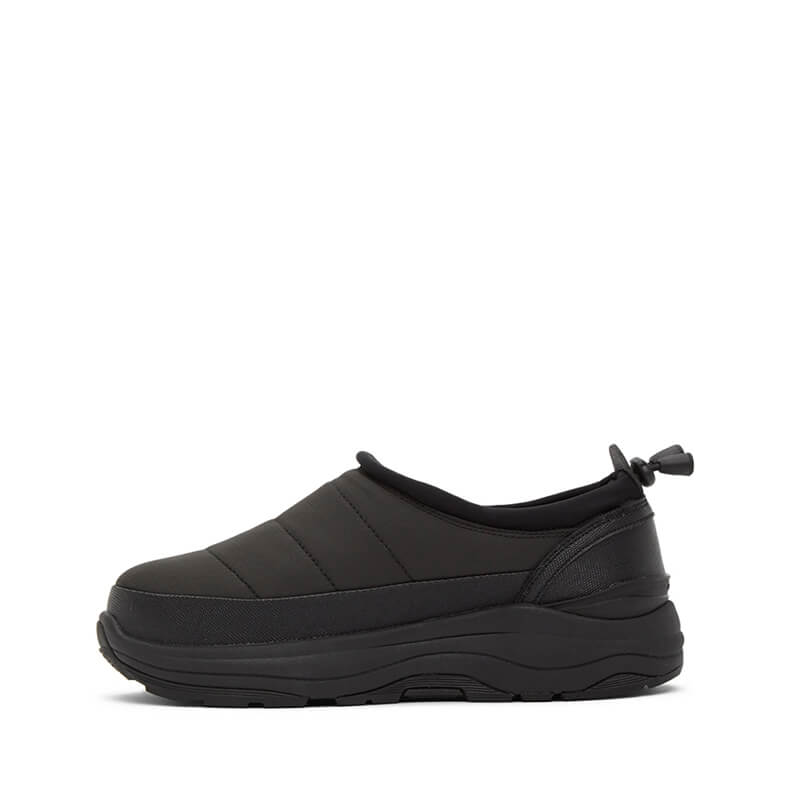 SUICOKE Pepper Padded Sneakers - Black