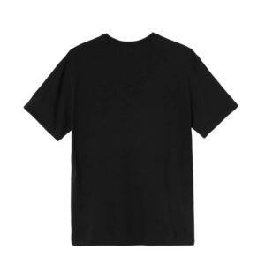 STUSSY Camiseta Smooth Stock - Black