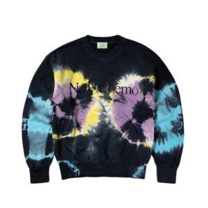 ARIES No Problemo Tie-Dye Sweatshirt - Multi