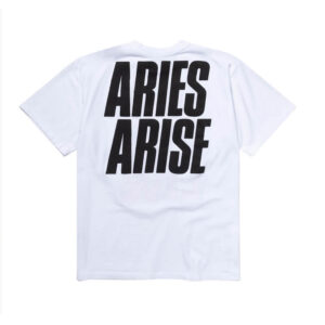 ARIES They Live SS Tee - White