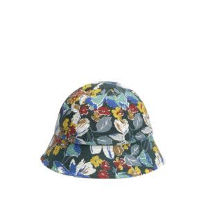 YMC Bucket Cotton Ripstop Hat – Floral Print