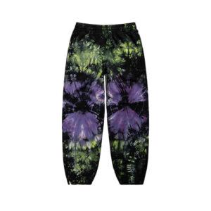 ARIES Cotton Tie-Dye Track Pants – Multi