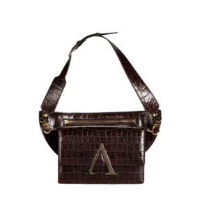 ARIES Kasper Waist Bag - Crocodile