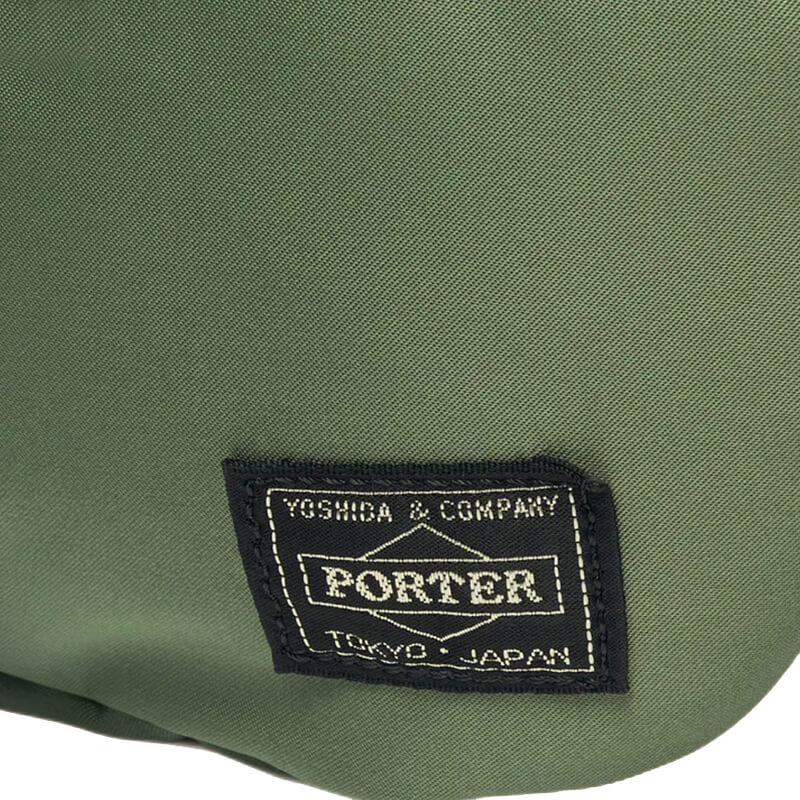 PORTER YOSHIDA Tanker Waist Bag S - Sage