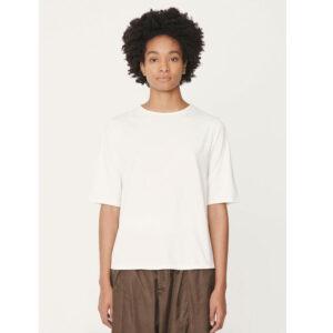 YMC Camiseta Carlota Cotton - Ecru