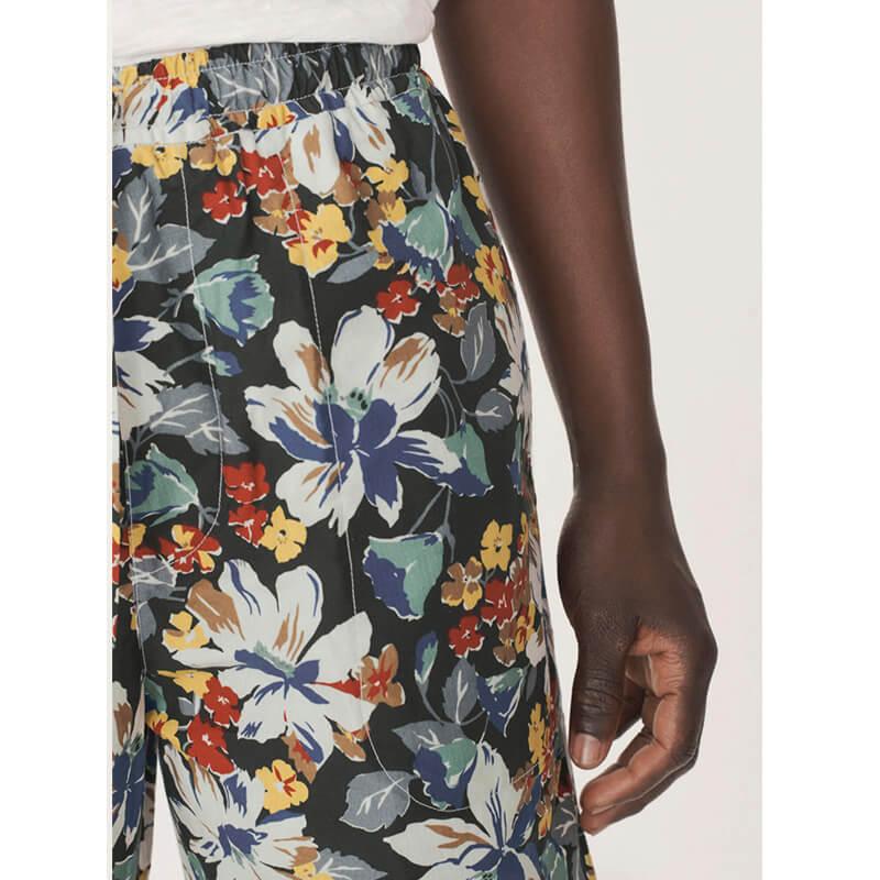 YMC Z Cotton Ripstop Shorts – Floral Print