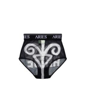ARIES Bodypaint Mesh Brief - Black