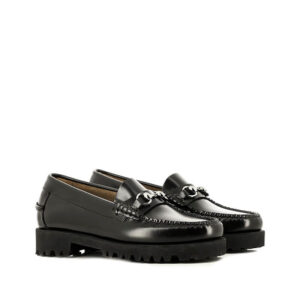 G.H. BASS Weejuns Wmns 90s Lianna Loafers - Black Leather