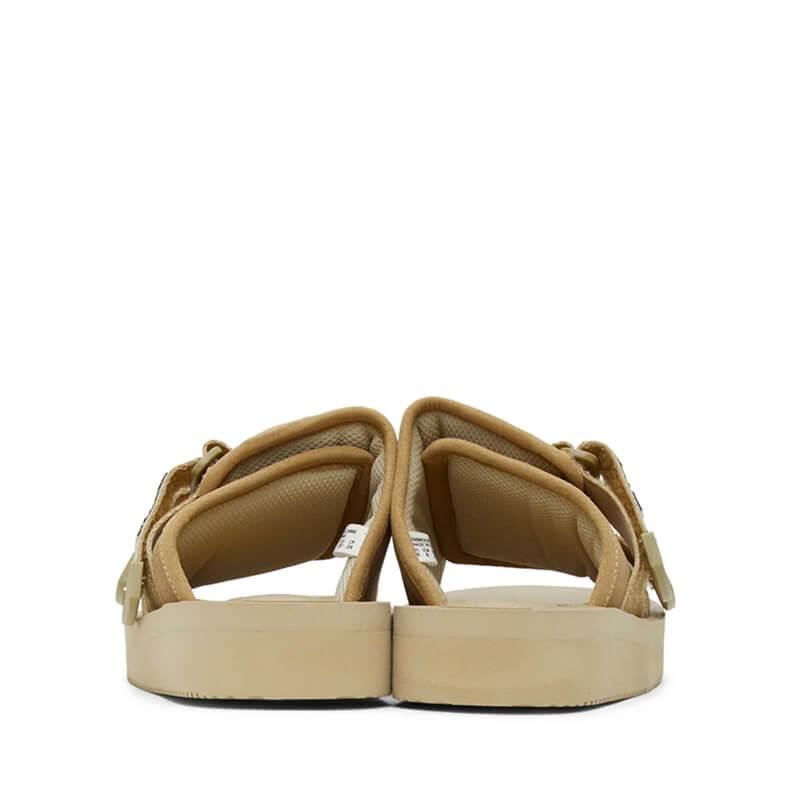 SUICOKE Kaw-VS Sandals - Beige