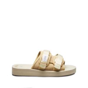 SUICOKE Moto-VS Sandals - Beige