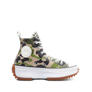 CONVERSE Run Star Hike Archive Gone Wild - Candied Ginger / Piquant Green