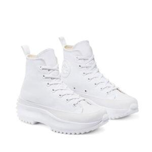 CONVERSE Run Star Hike All White - White / White