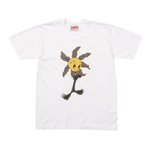 EDEN Power Corp. Camiseta Lil Wretched – White