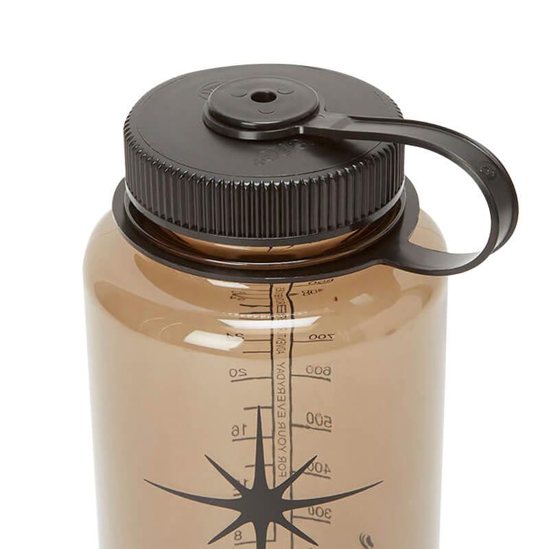 EDEN Power Corp. Shining Star Nalgene Water Bottle – Brown