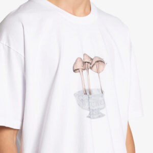 EDEN Power Corp. Wretched Mushrooms Tee - White