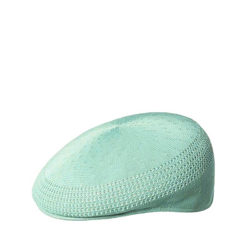 KANGOL Tropic 504 Ventair Hat - Blue Tint