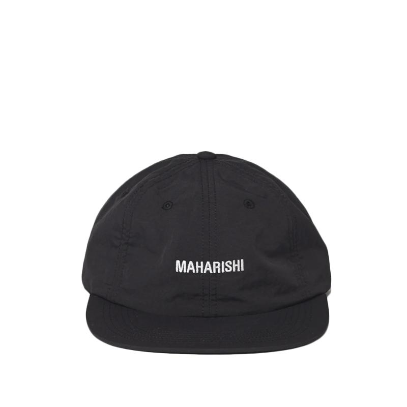 MAHARISHI Gorra Japanese Nylon - Black