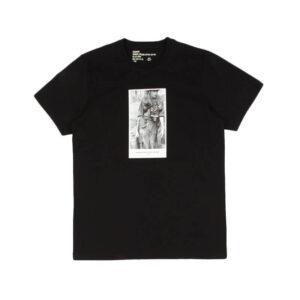 MAHARISHI Camiseta Tim Page Arvn - Black