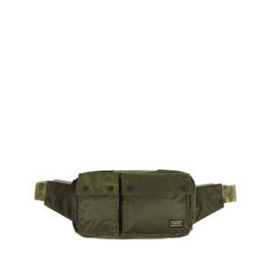 MAHARISHI Travel Waist Bag - Olive