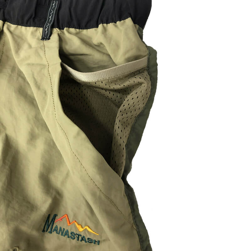 MANASTASH River Shorts 2.1 – Panel