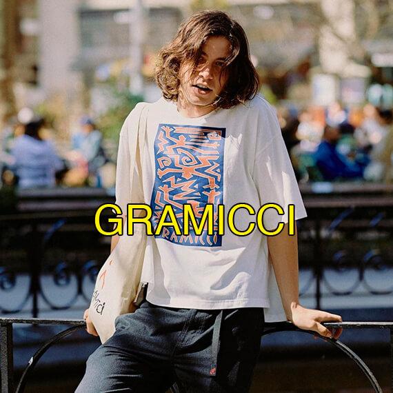 GRAMICCI BANNER SS21