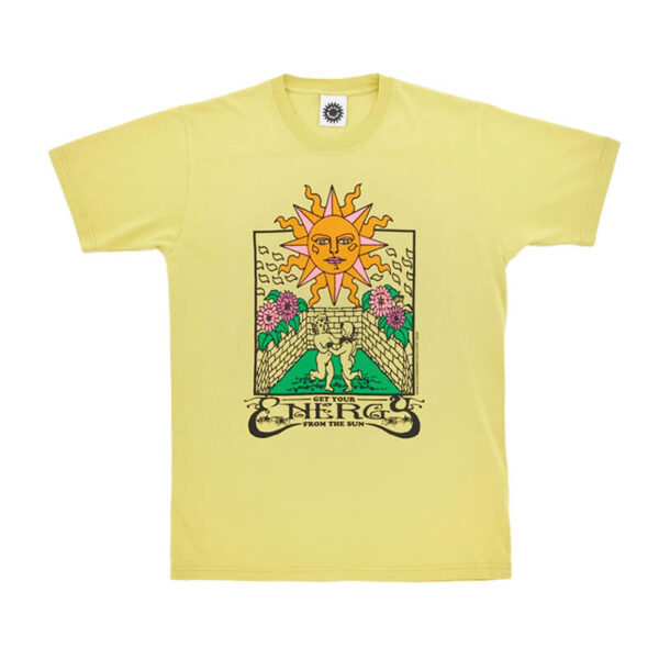 GMT ENERGY FROM THE SUN SS TEE