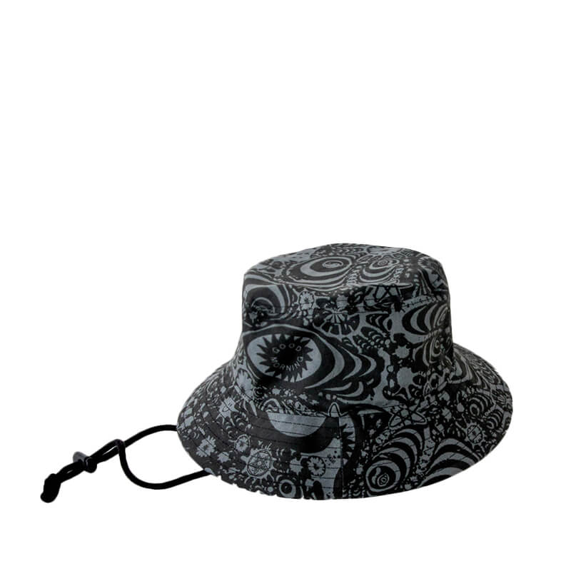 GMT KNOWHERE CANVAS HAT BLACK