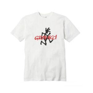 GRAMICCI Camiseta Logo - White
