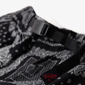 GRAMICCI Weather Wide Pants Bandana – Black