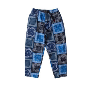 GRAMICCI Weather Wide Pants Bandana – Navy