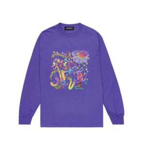 JUNIOR EXECUTIVE SB Swedish Modern LS Tee – Purple