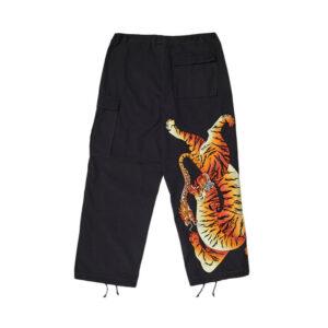 MAHARISHI Pantalones Tibetan Tiger U.S. Cargo - Black